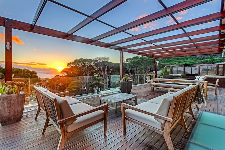 Villa Glen Sunsets