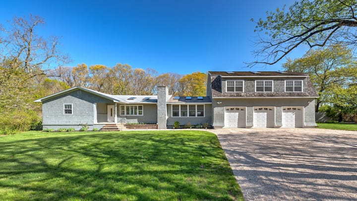 New Listing: Conveniently located between Southampton and Bridgehampton