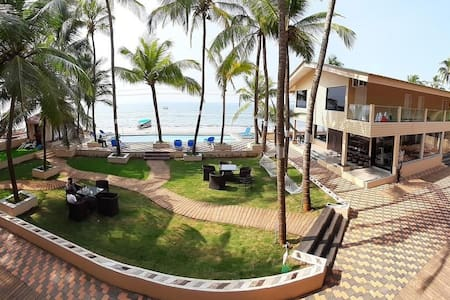Resort at Devbag Malvan, With Private Beach