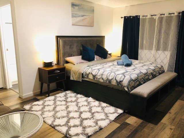 Fantastic Ocean view Master Bedroom| Free Parking