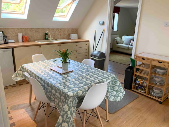 2 Bedroom Annex, for up to 4 adults and 2 children