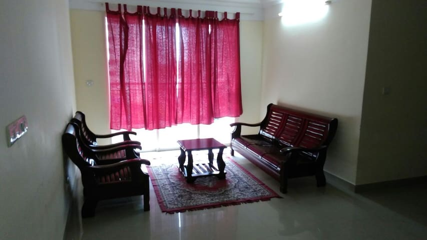 Luxury apartment close to technopark - Thiruvananthapuram - Apartamento
