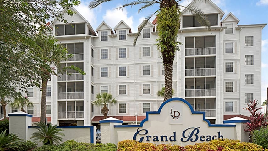 Grand Beach Resort in Orlando