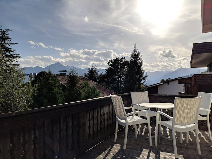 Alpendohle Apartments <Alfons Walde>