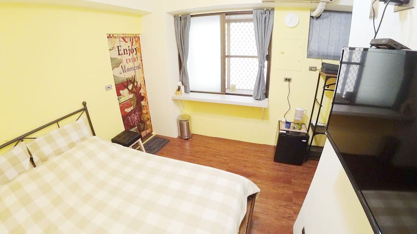 Fengjia , Cozy double room with Great Location