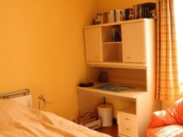 Jolie chambre meublée - Monthey - Stadswoning