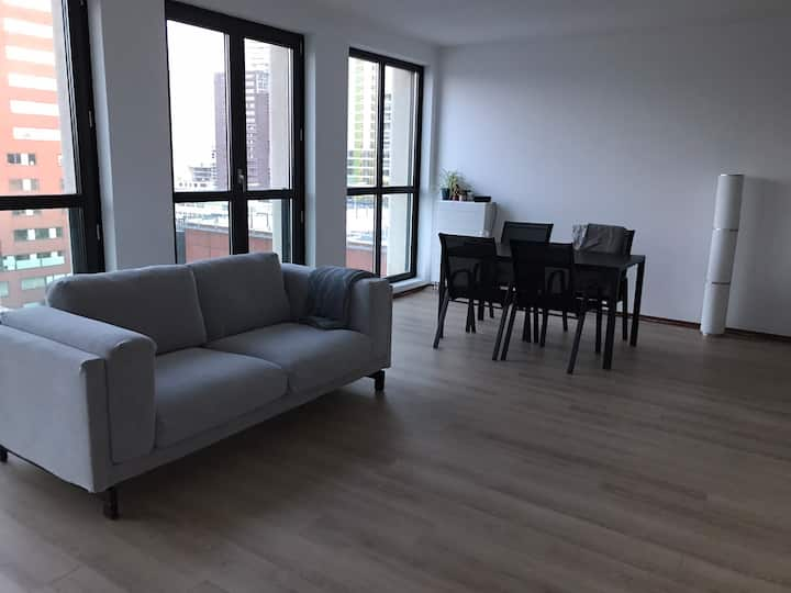Furnished appartment in city centre of Rotterdam