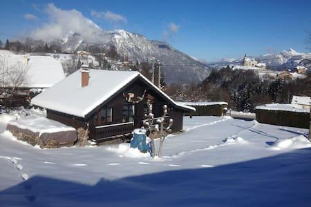 Chalet de Montagne - Mont-Saxonnex