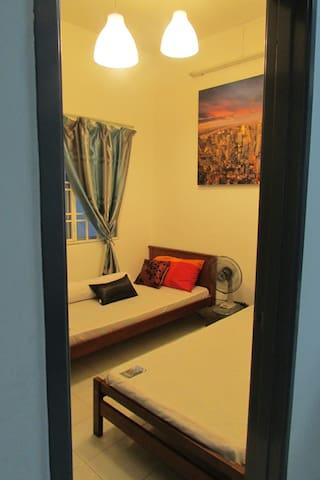 Green Villa - Sharing Room - Kajang - Apartment