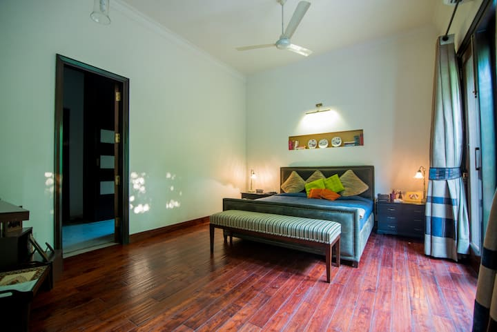 Satluj Suite in a Boutique Bnb Amritsar
