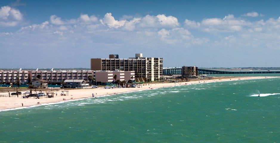 (1243)Family/Beach Condo Near Corpus's Attractions
