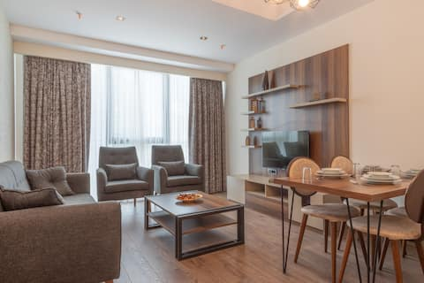 Spacious Family Condo with private bedroom