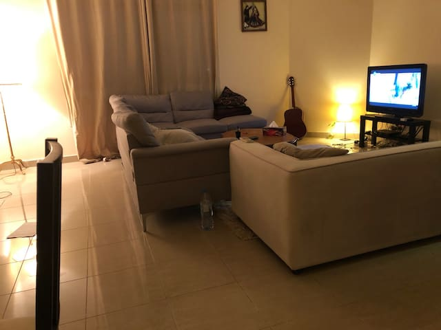 Looking for a Roommate in khalifa city A