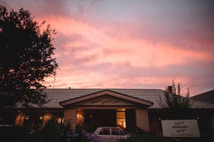 Retro Guesthouse - Hepburn Springs