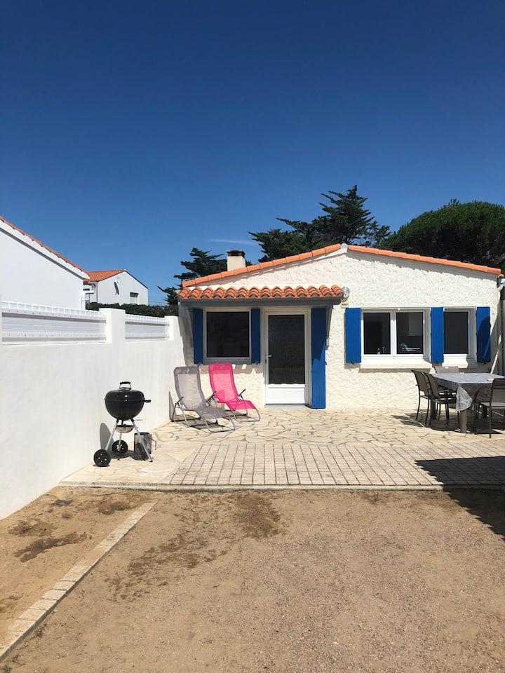 Maison Bretignolles sur mer proche plage
