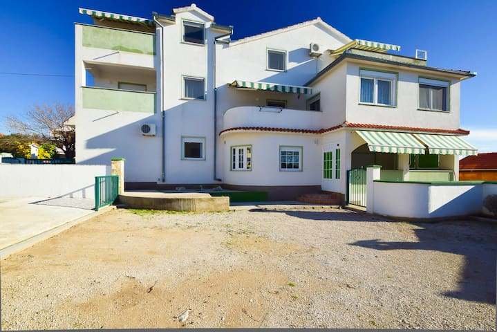 Apartments Sanja / Two bedrooms A1 - Vodice - Lejlighed