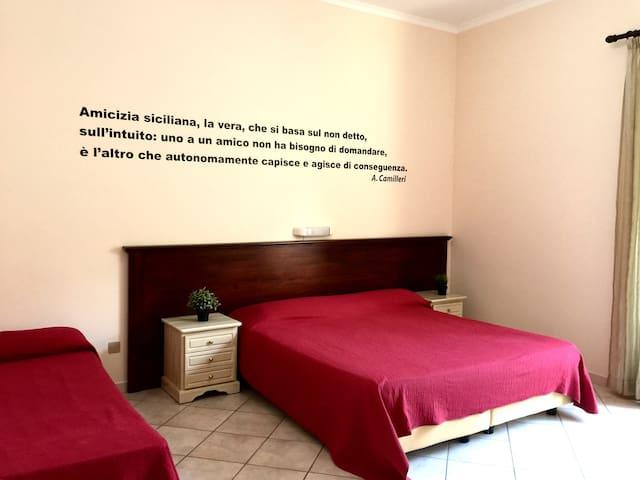 Mamamia guesthouse Lipari Triple