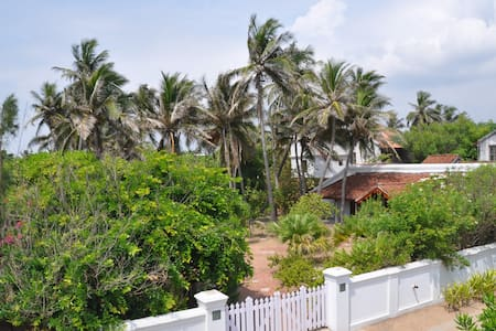 Tharangambadi (Tranquebar) Seafacing Spacious Home