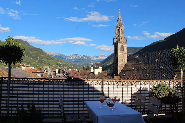 Posta8, the B&B in the heart of Bolzano - Bozen