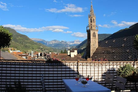 Posta8, the B&B in the heart of Bolzano - Bozen - Apartemen