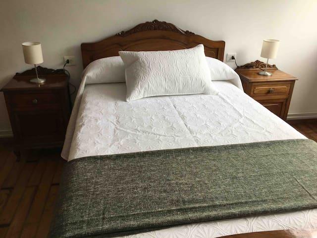 Dormitorio cama 1,20