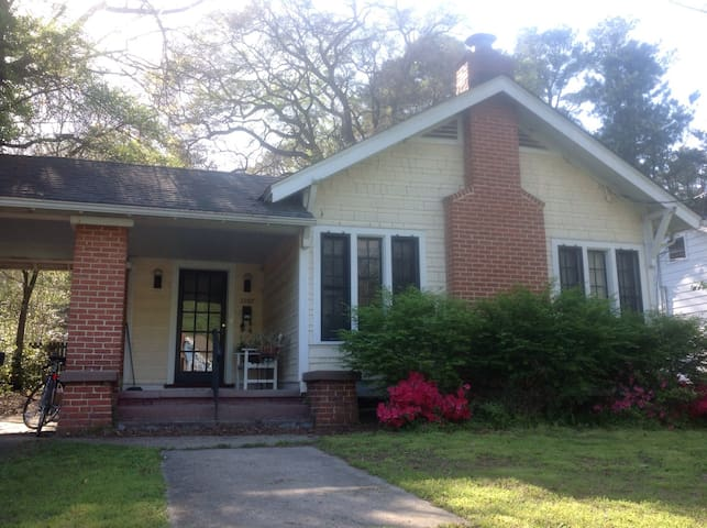Sweet Bungalow in Historic District - Durham - Ev