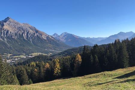 Lust auf etwas Außergewöhnliches? Alp Sissi