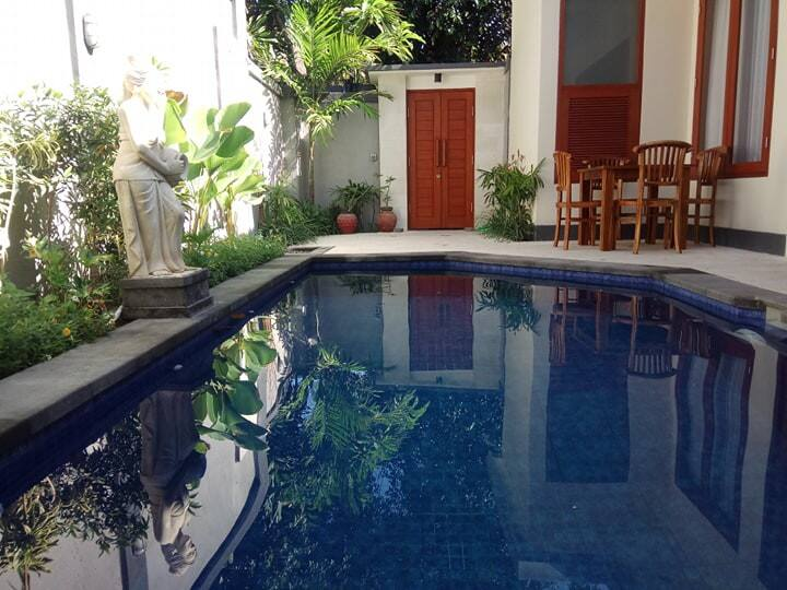 Spacious Villa in the heart of Sanur