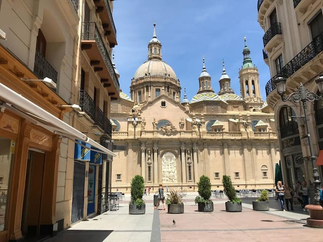 El Balcón de Rey Alfonso I