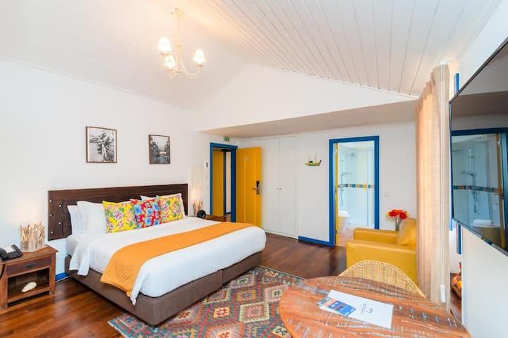 Apartamento T0 com 40 m2 equipado com kitchenette