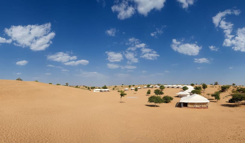 Samsara Desert Camp & Resort
