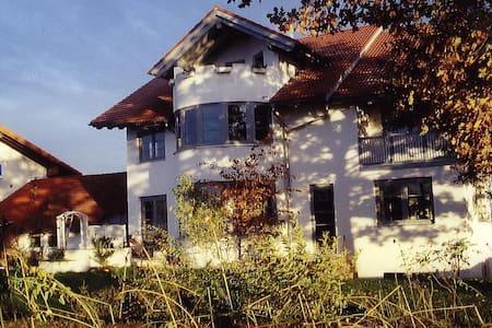 Grosszügige Unterkunft am Alpenrand - Kempten (Allgäu) - 아파트