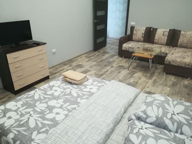Квартира у академии МЧС.Кудряшова