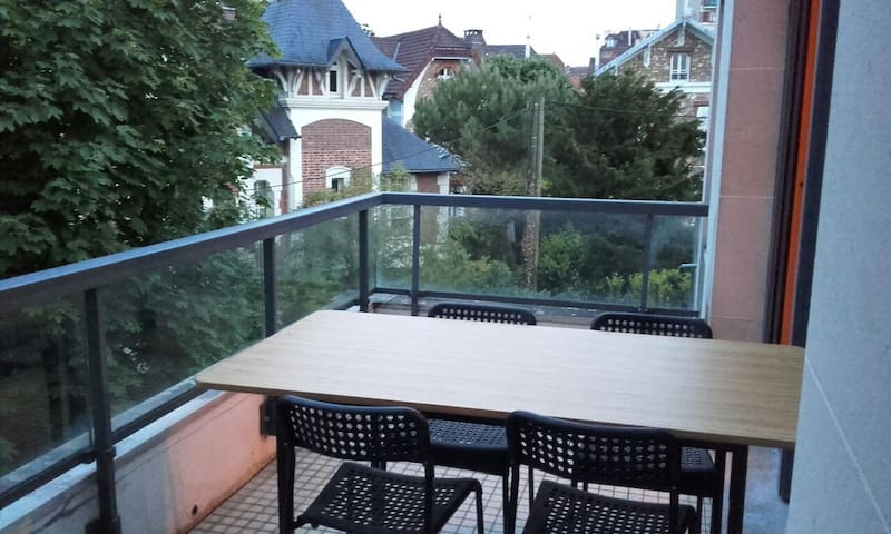 Zen flat, 15' to reach Tour Eiffel - Meudon - Apartment