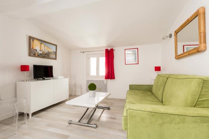 Appartement cosy - situé Opéra Place de la Comédie