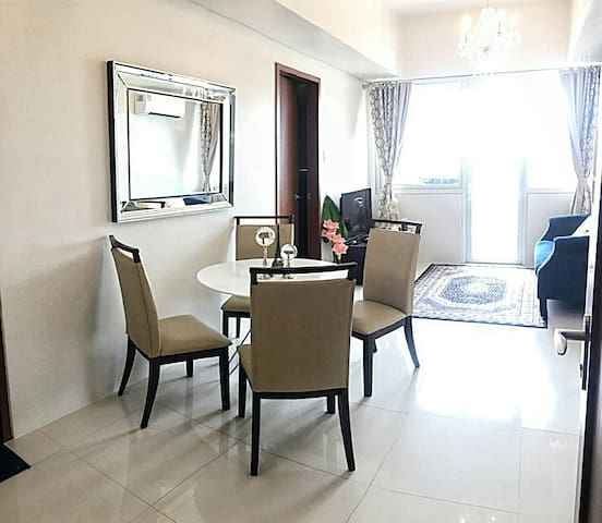 One Wilson Square Condominium at Greenhills 2BR