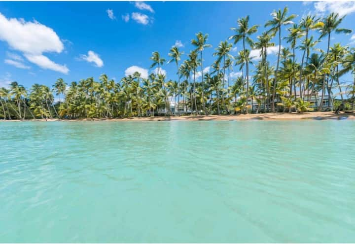 Las Terrenas Playa Bonita Oceano