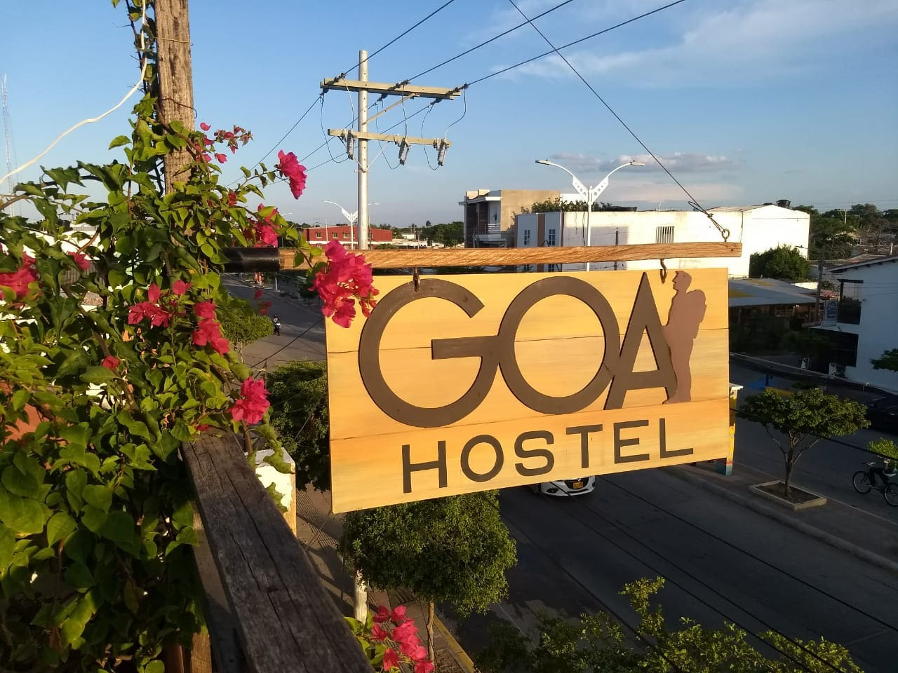 Somos un hostel que te ofrece #DescansoPlacentero en amplias y cómodas habitaciones en Riohacha
