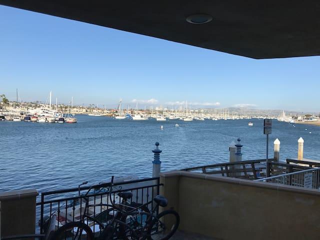 Balboa Peninsula Bay Front beauty - Newport Beach - Appartement