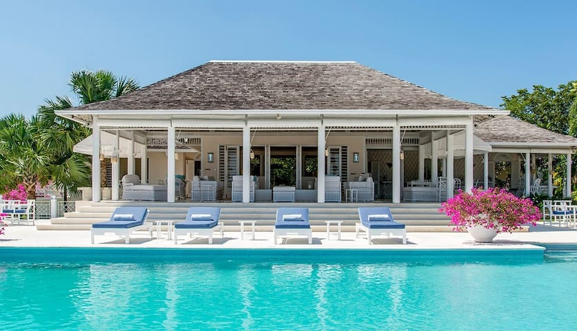 6 bd., Tyrall club, pool - Montego Bay