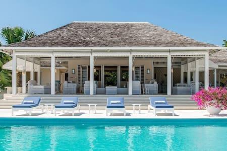 6 bd., Tyrall club, pool - Montego Bay