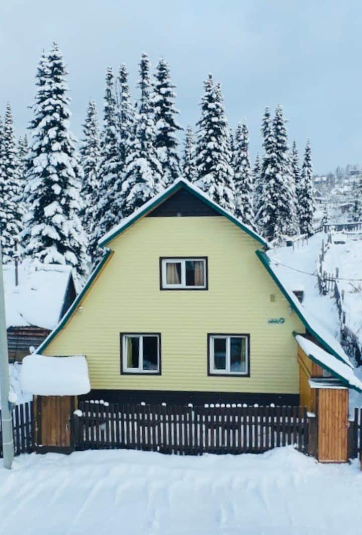 Дом в Шерегеше