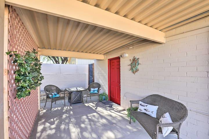 NEW-Tucson Home 2 blocks to Reid Park, Zoo & Golf!
