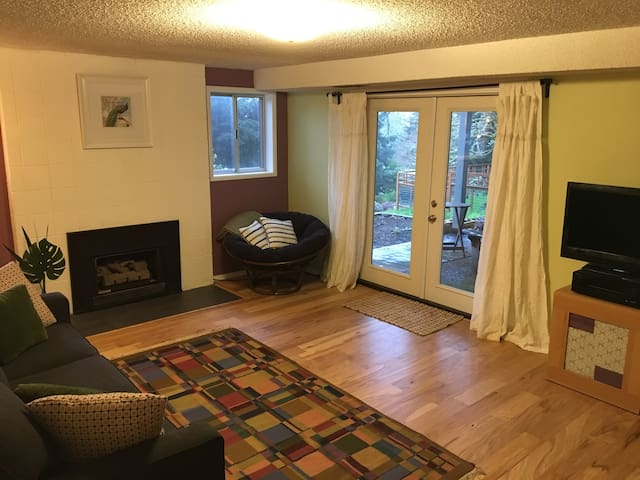 Stylish South Eugene Retreat - Eugene - Apartament