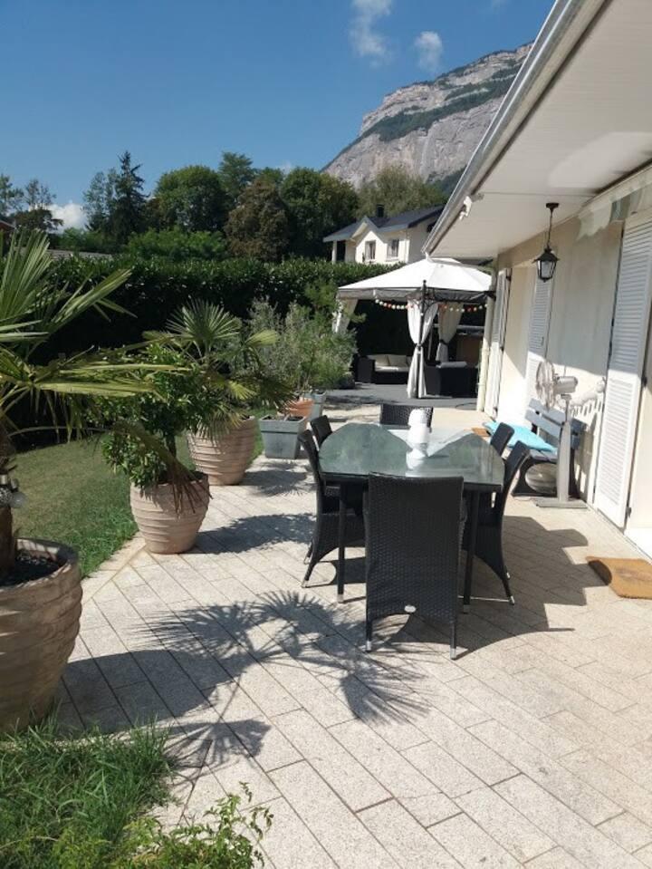 Villa individuelle vue exceptionnelle