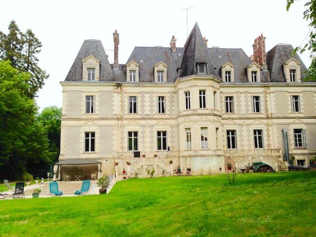 B&B Château du Logis (suite parentale)