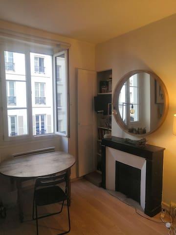 Bel appartement au cœur de Paris - Bastille