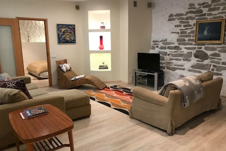Super Old Town Apartment With Sauna, Spacious 82m2