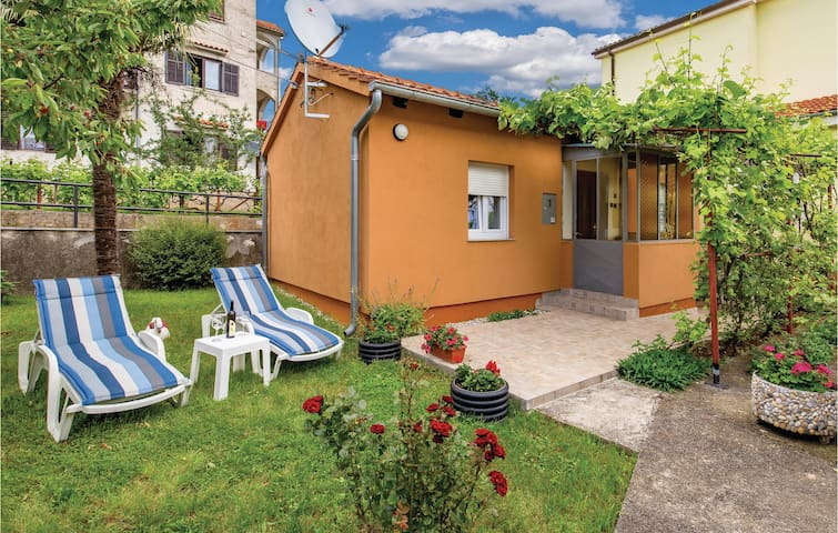 Holiday apartment with 1 bedroom on 40m² in Rijeka