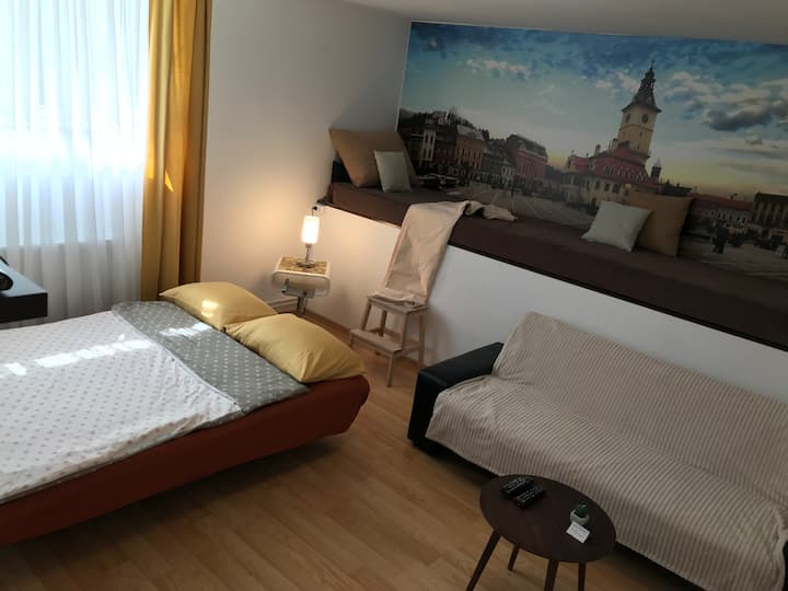 Apartment Diac Brasov Center